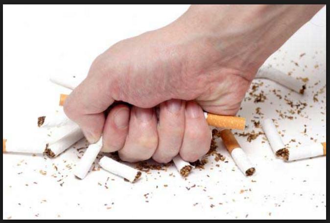 Những triệu chứng sau khi cai thuốc lá