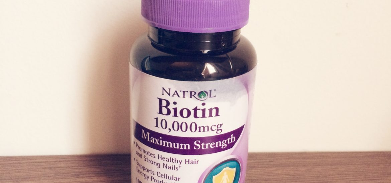 Biotin đóng vai trò gì cho sự phát triển của tóc