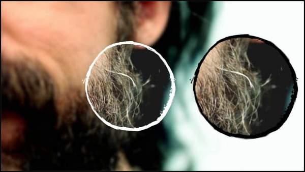 Râu bị chẻ ngọn? Khám phá những cách sau đây để ngăn râu bị khô và gãy!